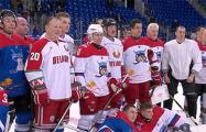 СМИ: Хоккейное шапито затевается, чтобы друг Лукашенко попробовал себя в КХЛ