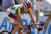 Белорусская велогонщица заняла третье место на этапе Кубка мира в Италии
