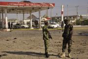 Армия вернула контроль над родным городомпохищенных нигерийских школьниц