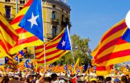 В Барселоне прошли масштабные протесты