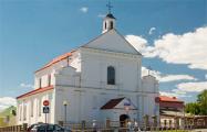 Костел в Новогрудке, где крестили Мицкевича, стал санктуарием