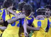 БАТЭ завершил чемпионат Беларуси победой