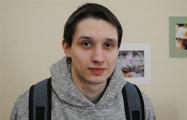 Милиция снова пришла к бывшему политзаключенному Дмитрию Полиенко