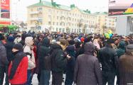 Жители Барановичей выставили властям 12 требований