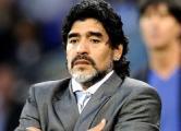 Марадона обвинил главу ФИФА в коррупции