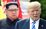 Трамп: Но ведь Ким давал мне слово