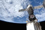 «Союз ТМА-19М» с опозданием пристыковался к МКС в ручном режиме