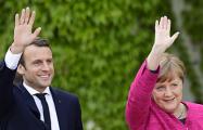 Меркель, Порошенко и Макрон встретятся 10 мая в немецком Аахене