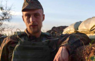 Белорус Ганс: Моя задача – помочь украинцам вернуть страну в ее прежние границы