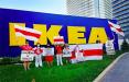 Белорусы призвал IKEA перестать сотрудничать с режимом