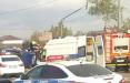 Под Смоленском столкнулись фура и микроавтобус: пострадали 13 белорусов