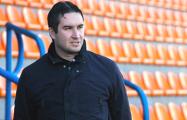 Денис Шунто: «Крумкачы» уже заявились в высшую лигу