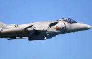 В небе над Эстонией истребитель ошибочно выпустил боевую ракету