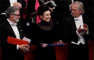 Ольге Токарчук вручили Нобелевскую премию по литературе