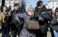 Большинство задержанных 25 марта в Минске - на свободе