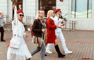 Восемь чудесных мгновений Женского марша в Минске