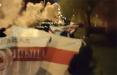 Партизаны минской Лошицы провели яркий дворовой марш
