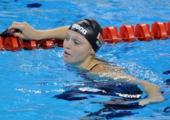 Олимпиада: Александра Герасименя вышла в полуфинал на дистанции 100 метров вольным стилем