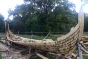 По Неману проплывет корабль викингов