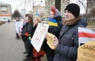 Судебный «конвеейр» за акцию солидарности с ИП и Надеждой Савченко