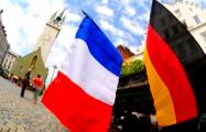 Париж и Берлин подготовили план усиления Европы