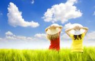 Август в Беларуси начнется с жары