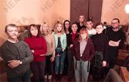 Актеры Гродненского драмтеатра присоединились к забастовке