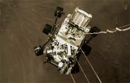 Perseverance передал на Землю первое видео с Марса