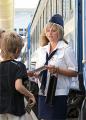 Родителям с детьми отменили скидки в поездах