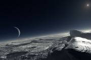 НАСА показало видео пролета New Horizons над поверхностью Плутона