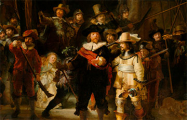 «Ночной дозор» Рембрандта теперь можно рассмотреть до мельчайших подробностей онлайн