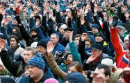 «Еще немного – и режим Лукашенко сметут его же милиционеры и чиновники»