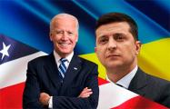 Зеленский сказал Байдену, что Украине нужен пошаговый план членства в НАТО с четкими датами
