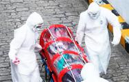 Врач Алексей Носов: Коллеги говорят, что от COVID-19 в Беларуси умирает очень много людей