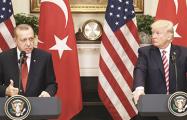 После разговора с Трампом Эрдоган согласился на создание в Сирии зоны безопасности