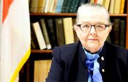 Ивонка Сурвилла выступила в парламенте Канады по случаю 100-летия БНР