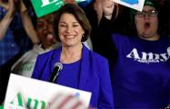 Демократ Эми Клобушар решила выйти из предвыборной гонки в США