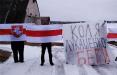 Калинковичи с самого утра вышли на акцию протеста