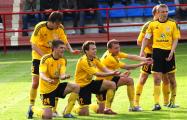 Солигорский «Шахтер» вышел во второй раунд Лиги Европы