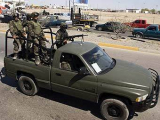 Армия Мексики заменила полицию в 22 городах на границе с Техасом