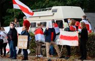Берлин поддержал протестующих в Беларуси