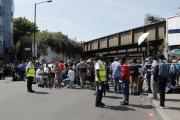 Названо имя наехавшего на толпу у лондонской мечети злоумышленника