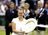 Чешская теннисистка Квитова выиграла Уимблдонский турнир