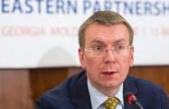Эдгарс Ринкевичc: Нельзя решать проблему в Сирии за счет Украины