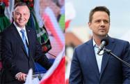 Анджей Дуда и Рафал Тшасковский прошли во второй тур президентских выборов в Польше