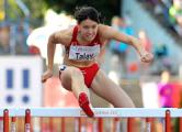 Алина Талай обыграла олимпийскую чемпионку