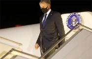 Госсекретарь США прибыл в Киев с официальным визитом