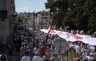 В Гродно прошел огромный митинг против Таракана