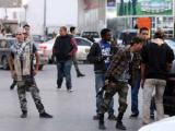 Ополченцы атаковали турецкий отель в Триполи