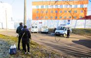 Больше месяца просидевшие на Окрестина украинские студенты вернулись в Киев